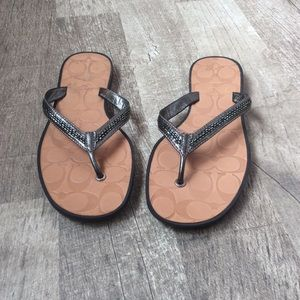 Coach Laurel Sandals Size 8.5